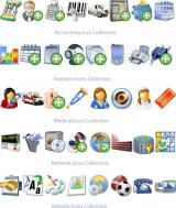 VirtualLNK Icons Collection