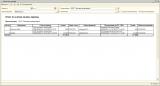 Формирование отчета по оплаченным счетам в разрезе организации и ответственного