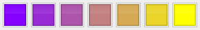 RGB blending
