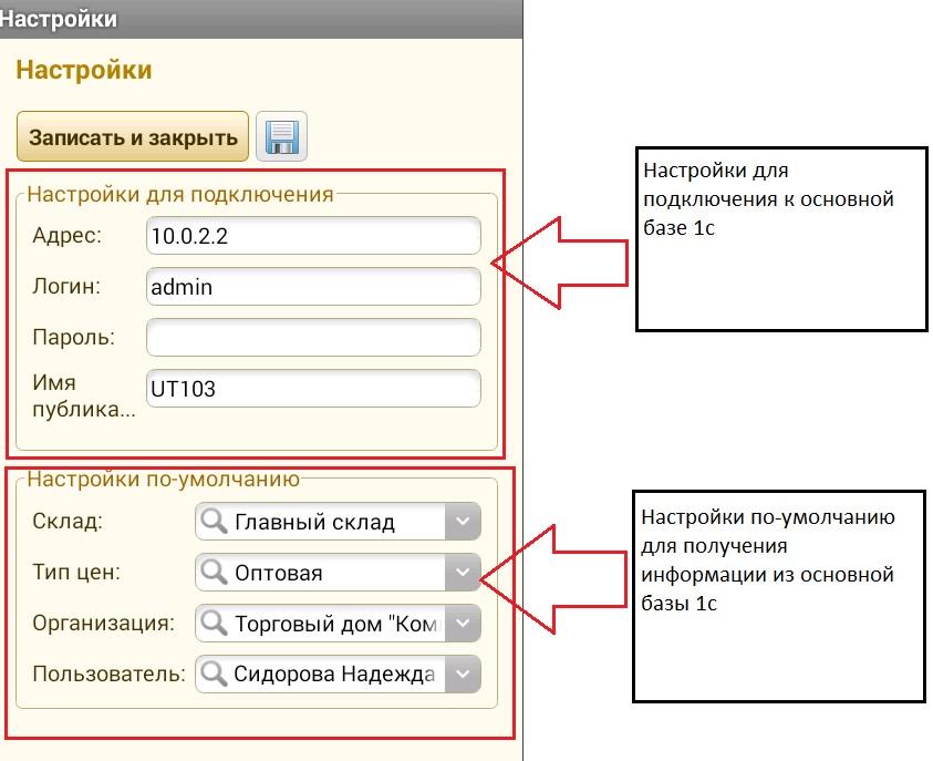 Инструкция организации складского учета