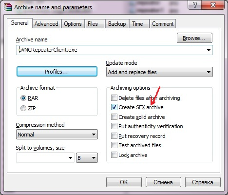 Setting up a free remote access system (Support) based UVNC  | 1C