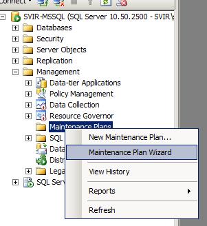 Резервное копирование 1С средствами MS SQL