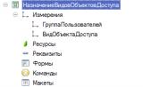 RLS. Общая схема реализации. 4. Регистр назначения видов доступа.png
