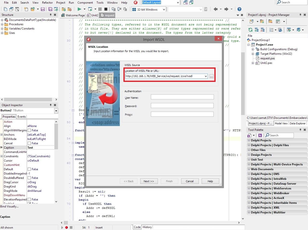 Использование веб сервиса из 1с настройка 1с 8.2 для работы в режиме веб-клиента, тонкого клиента