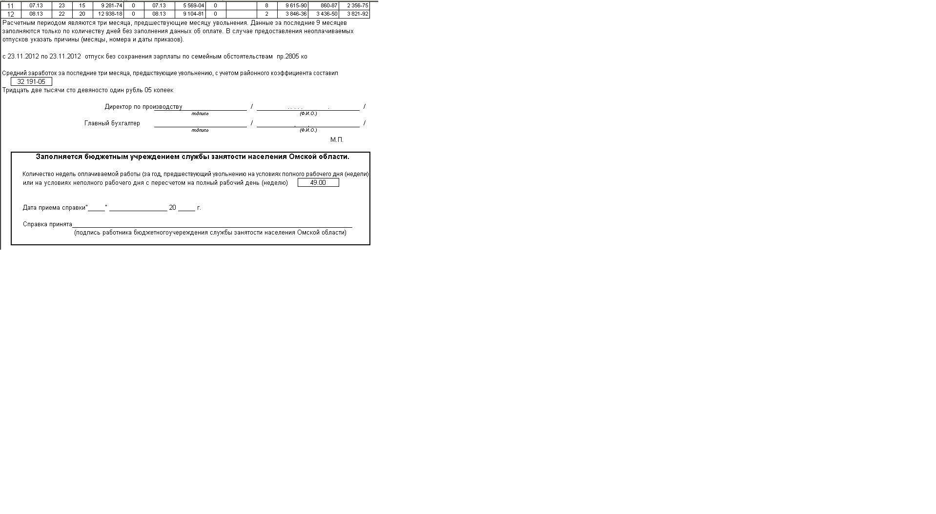 бланк командировочное удостоверение 2012