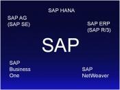 Несколько сильных сторон 1С в сравнении с SAP