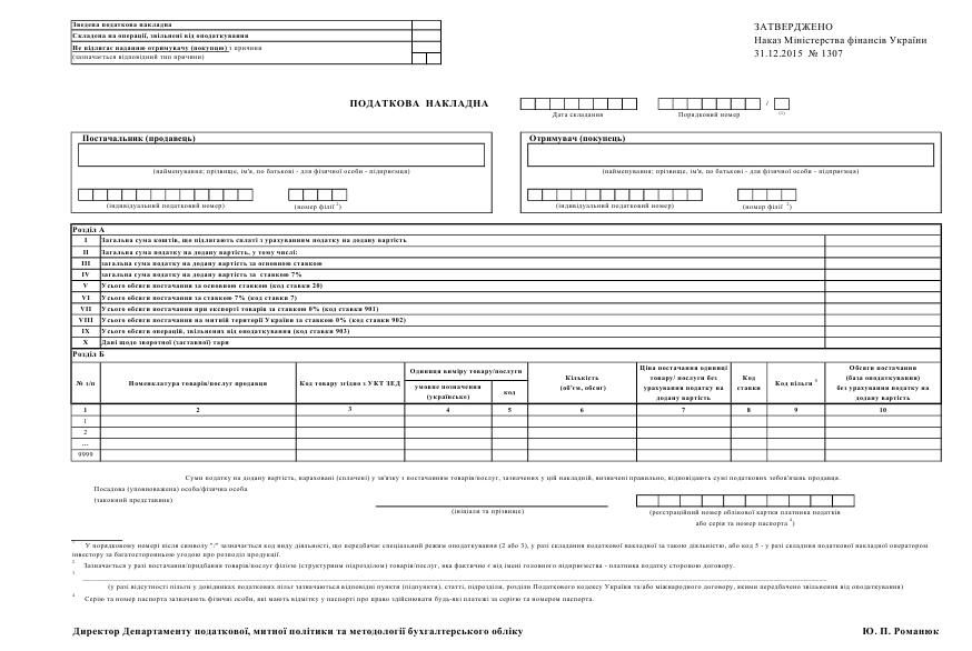 Бланк Форма С-1 Статистика - фото 3