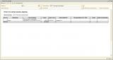 Формирование отчета по неоплаченным счетам в разрезе организации