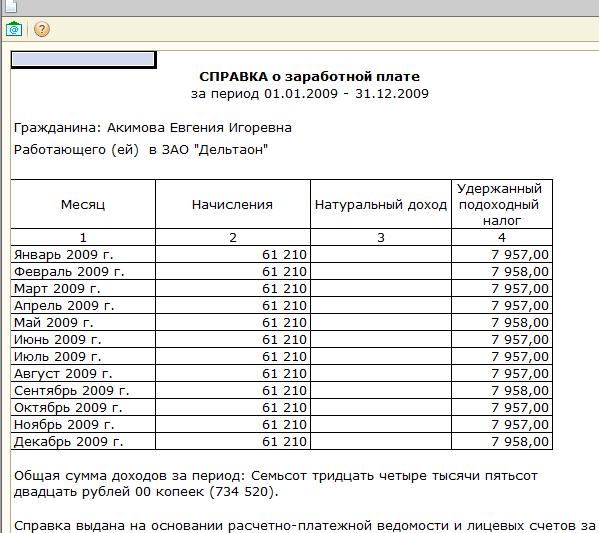 Справка с места работы от ИП - образец заполнения () - poiskobuvi.ru